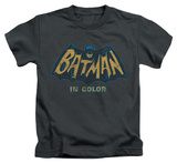 Youth: Batman Classic TV - In Color T-Shirt