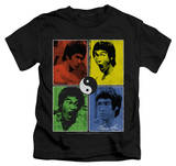 Juvenile: Bruce Lee - Enter Color Block T-shirts