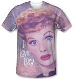 I Love Lucy - Funny Hearts Shirts