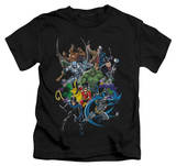 Youth: Batman - Saints And Psychos T-shirts
