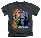 Youth: Batman The Brave and the Bold - Batman & Friends Shirt