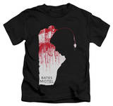 Youth: Bates Motel - Criminal Profile T-shirts
