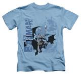 Juvenile: Batman - Throwing Blades T-shirts