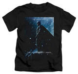 Juvenile: Dark Knight Rises - Batman Poster T-shirts