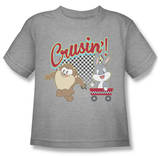 Youth: Baby Looney Tunes -  Crusin T-shirts