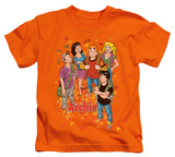 Juvenile: Archie Comics - Colorful T-shirts