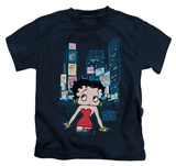 Juvenile: Betty Boop - Square Shirt