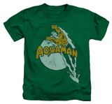 Juvenile: Aquaman - Splash T-shirts