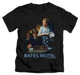 Juvenile: Bates Motel - Die Alone T-Shirt