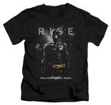 Juvenile: Dark Knight Rises - Batman Rise T-Shirt