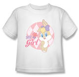 Youth: Baby Looney Tunes -  All Girl T-shirts