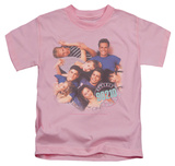 Youth: Beverly Hills 90210 - Gang In Logo Shirts