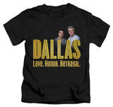 Youth: Dallas - Logo T-Shirt