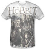 The Hobbit: The Desolation of Smaug - Hhollen Amarth T-shirts