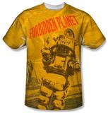 Forbidden Planet - Strang World Tshirts
