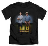 Youth: Dallas - The Boys T-shirts
