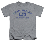 Youth: Biggest Loser - Team Jillian Athletic T-Shirt