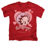 Youth: Betty Boop - Baby Heart T-Shirt