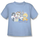 Youth: Baby Looney Tunes -  Butterfly Group Shirt