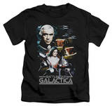 Youth: Battlestar Galactica - 35th Anniversary Collage Shirts