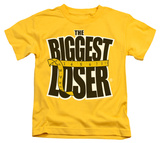 Youth: Biggest Loser - Logo Shirt