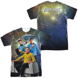 Star Trek - Kirk Spock Mccoy Shirts