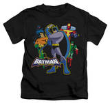 Youth: Batman The Brave and the Bold - Waiting T-Shirt