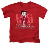 Juvenile: Betty Boop - Timeless Beauty T-Shirt