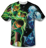 Green Lantern - Guardians Sublimated