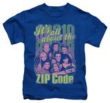 Juvenile: Beverly Hills 90210 - Zip Code T-Shirt