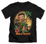 Juvenile: Betty Boop - Hula Boop II Shirts