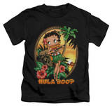 Youth: Betty Boop - Hula Boop II Shirts