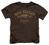 Juvenile: Back To The Future III - Hill Valley 1855 T-shirts