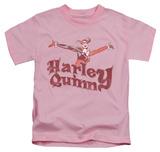 Juvenile: Batman - Harley Hop Vintage Shirts
