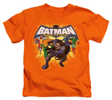 Youth: Batman The Brave and the Bold - A Bold Force T-Shirt