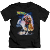 Juvenile: Back To The Future II - Poster T-Shirt