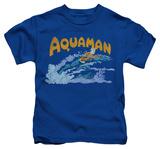 Juvenile: Aquaman - Aqua Swim T-Shirt