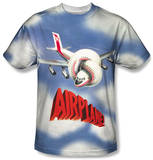 Airplane - Title T-Shirt