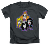 Youth: Archie Comics - 4 Heads T-shirts