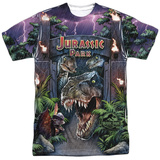 Jurassic Park - Welcome To The Park Sublimated