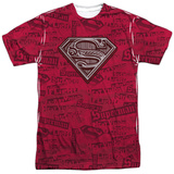 Superman - Super Powers Sublimated