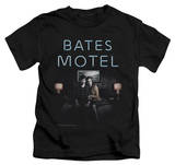 Youth: Bates Motel - Motel Room T-Shirt