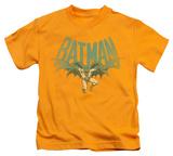 Youth: Batman - Flying Bat Shirt