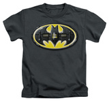 Juvenile: Batman - Bat Mech Logo T-Shirt
