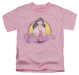 Juvenile: Archie Comics - Veronica Distressed Shirts