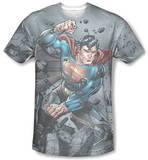 Superman - Superman Vs Doomsday T-shirts