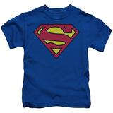 Juvenile: Superman - Classic Logo T-Shirt
