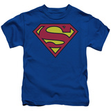 Youth: Superman - Classic Logo T-Shirt