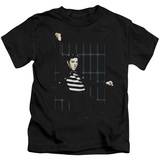 Youth: Elvis Presley - Blue Bars T-shirts