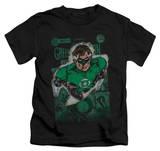 Youth: Green Lantern - Green Lantern No.1 Distress T-shirts
